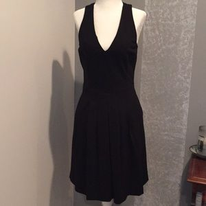 Banana Republic black dress, size 6